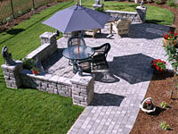 Products - Retaining Walls